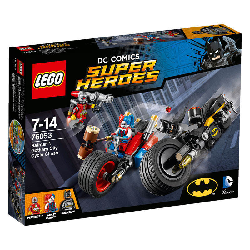 Lego Super Heroes 76053 Batman: Gotham City motorjacht