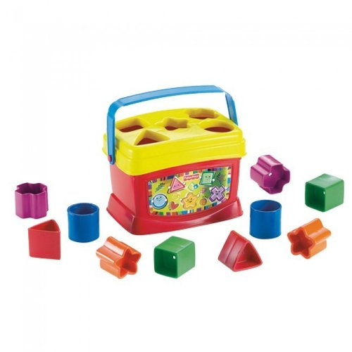 Vormenstoof Fisher Price Baby's First Blocks