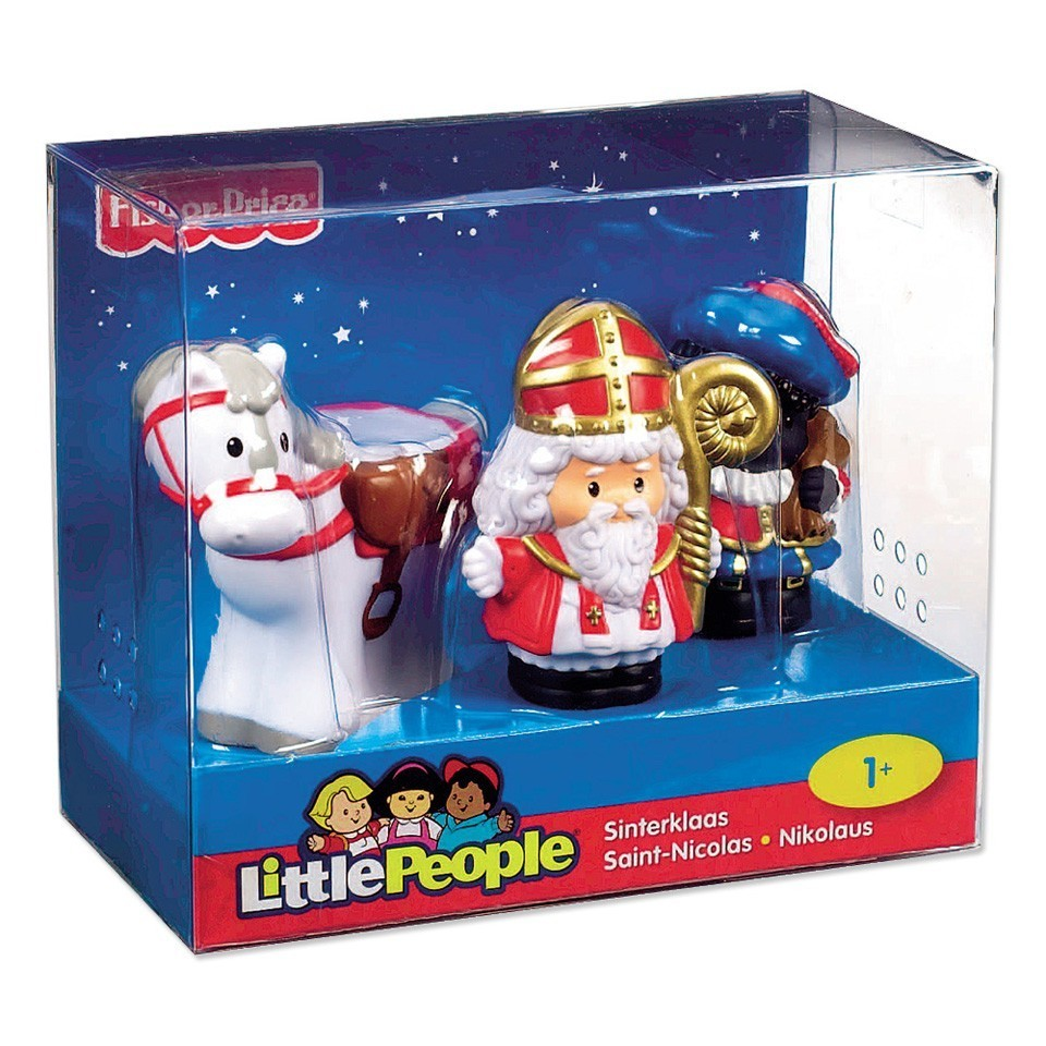 Fisher Price Little People Sinterklaas Set A2toys