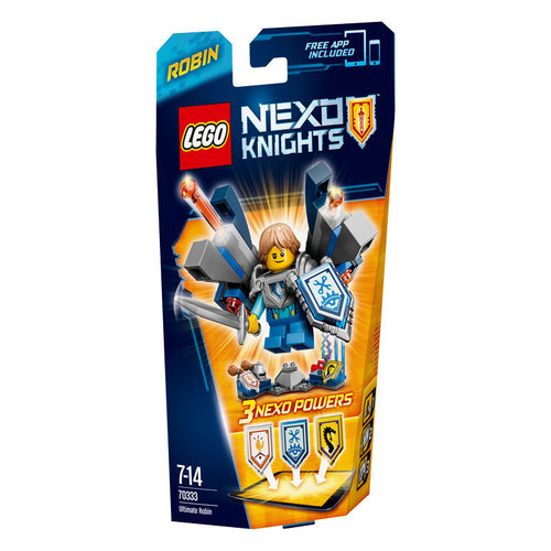 Nexo Knights 70333 Ultimate Robin