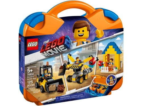 Lego Movie 2 70832 Emmets bouwdoos