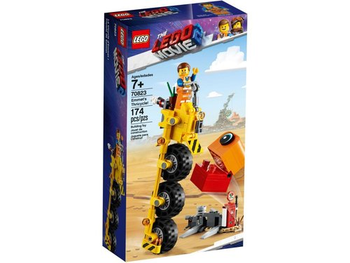 Lego Movie 2 70823 Emmets driewieler