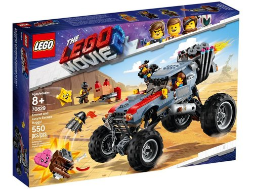 Lego Movie 2 70829 Emmets en Lucy's vlucht buggy