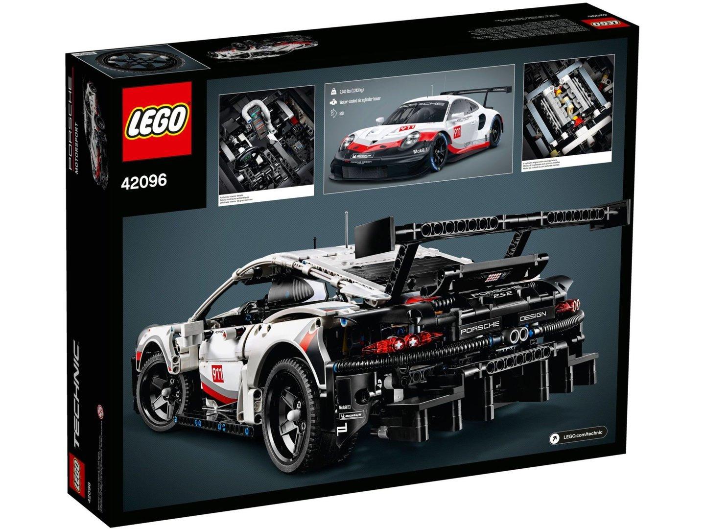 lego technic 42096 porsche 911 rsr a2toys. Black Bedroom Furniture Sets. Home Design Ideas