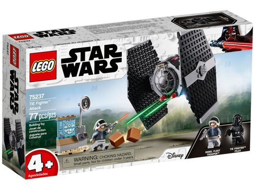 Lego Star Wars 75237 TIE Fighter