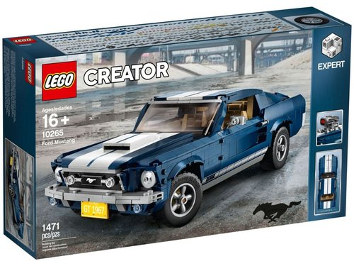 Lego Creator 10265 Ford Mustang GT 1967