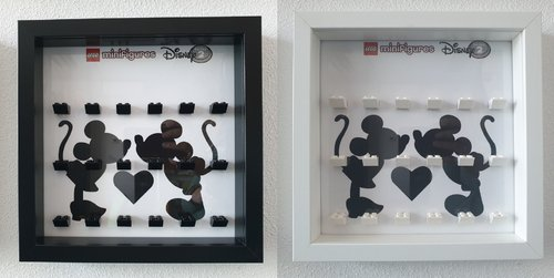 Lego Display CMF serie Disney 2 Mouse