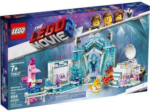 Lego Movie 2 70837 Glitterende schitterende spa!