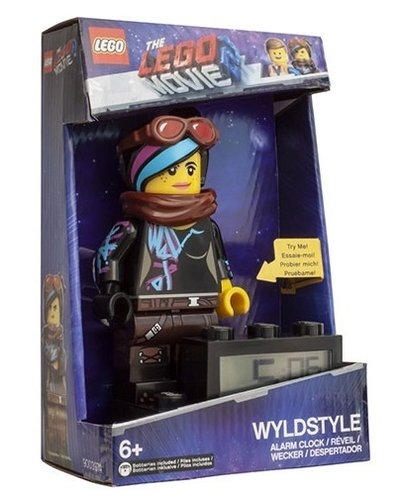 Lego Wekker The LEGO Movie 2 - Wyldstyle