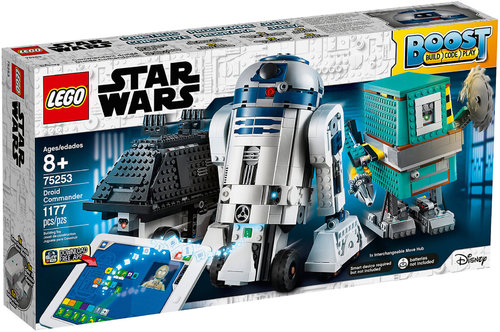 Lego Star Wars 75253 Droid Commander Boost