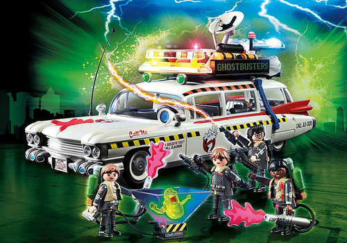 Playmobil Ghostbusters 70170 Ecto-1A