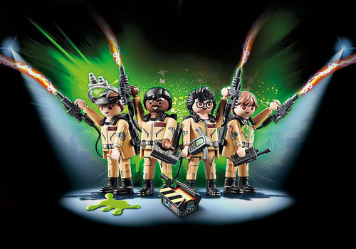 Playmobil Ghostbusters 70175 Collector's set