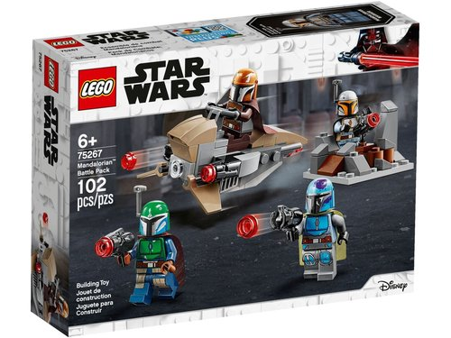 Lego tar Wars 75267 Mandalorian Battle Pack