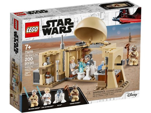 Lego Star Wars 75270 Obi-Wans hut