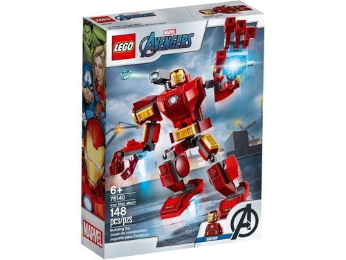 Lego Super Heroes 76140 Iron Man Mecha