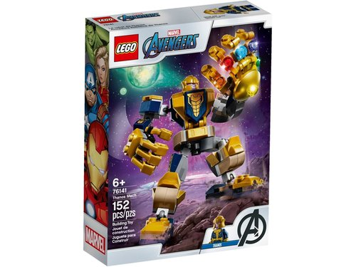 Lego Super Heroes 76141 Thanos Mecha