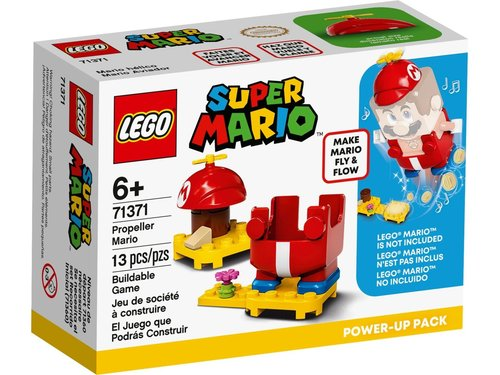 Lego Super Mario 71731 Power-uppakket: Propeller-Mario