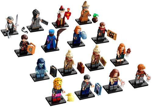 Lego serie Harry Potter 2 complete serie