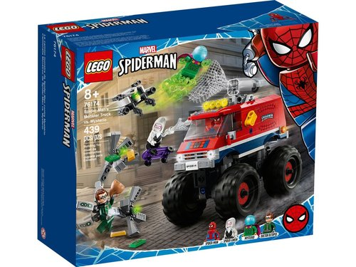 Lego Super Heroes 76174 Spider-Man's monstertruck vs. Mysterio